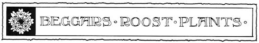 Beggars Roost Logo