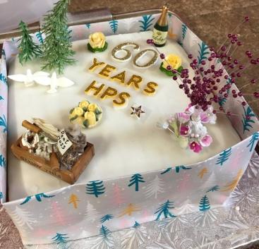 HPS 60th Anniversary Cake